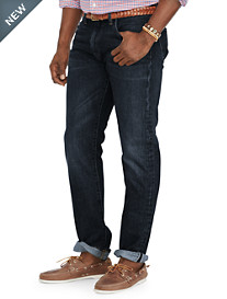 Polo Ralph Lauren® Hamilton Straight Fit Stretch Jeans