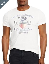 Polo Ralph Lauren® Americana Graphic Tee