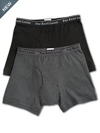 Polo Ralph Lauren® Boxer Briefs (2 Pack)