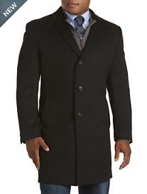 Kenneth Cole Raburn Single-Breasted Overcoat