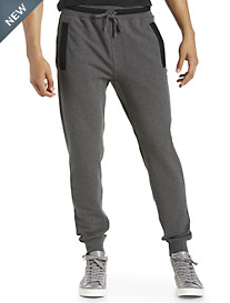 Michael Kors® Track Pants with Nylon Trim