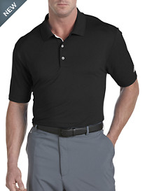adidas® Golf climacool® Solid Polo