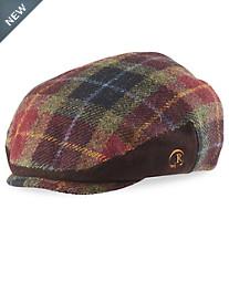 Robert Graham® Plaid Tweed Ivy Cap