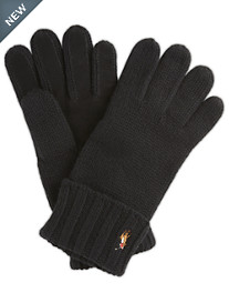 Polo Ralph Lauren® Classic Merino Wool Touch Gloves