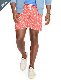 Polo Ralph Lauren® Surf Print Traveler Swim Shorts