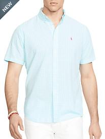 Polo Ralph Lauren® Gingham Seersucker Sport Shirt
