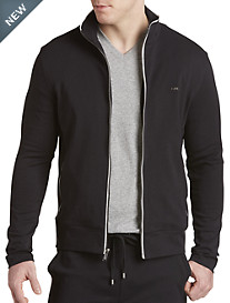 Michael Kors® Full-Zip Track Jacket with Reflective Trim