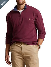 Polo Ralph Lauren® Estate Rib Quarter-Zip Pullover