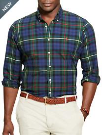Polo Ralph Lauren® Tartan Plaid Oxford Sport Shirt