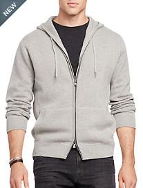 Polo Ralph Lauren® Cotton-Cashmere Full-Zip Hoodie
