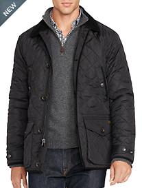 Polo Ralph Lauren® Haydock Diamond-Quilted Car Coat