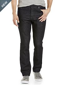 Calvin Klein Jeans® Straight Fit Jeans – Tinted Rinse Dark Wash