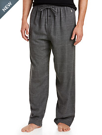 Polo Ralph Lauren® Windowpane Flannel Lounge Pants