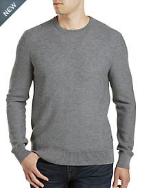 Michael Kors® Textured Crewneck Sweater
