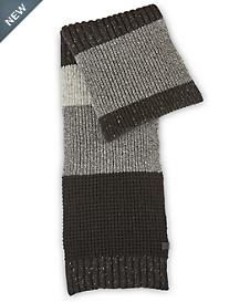 Bickley + Mitchell Textured Stripe Scarf