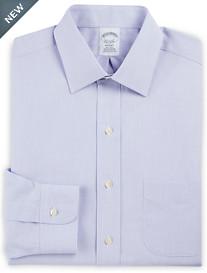 Brooks Brothers® Non-Iron Hairline-Stripe Dress Shirt