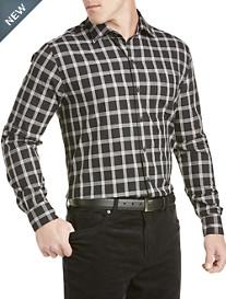 Cutter & Buck™ Summit Check Twill Sport Shirt