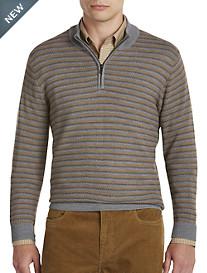 Cutter & Buck® Douglas Range Quarter-Zip Sweater