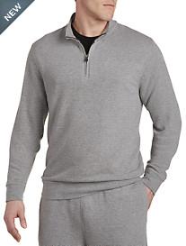 Cutter & Buck® Gleann Half-Zip Pullover