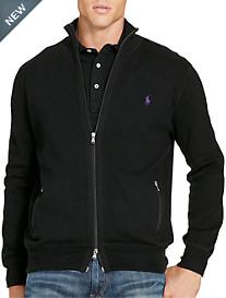 Polo Ralph Lauren® Cotton-Blend Full-Zip Sweater