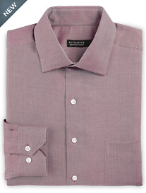 Rochester Non-Iron Mini Herringbone Dress Shirt