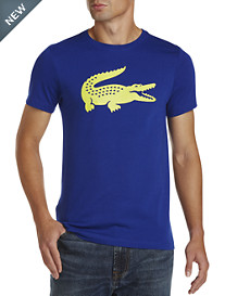 Lacoste® Sport Croc Graphic Tee