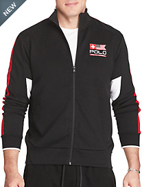 Polo Ralph Lauren® Double-Knit Track Jacket