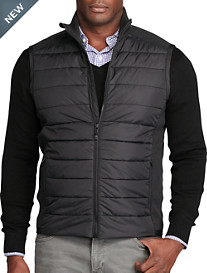 Polo Ralph Lauren® Quilted-Panel Full-Zip Vest