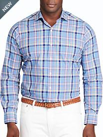 Polo Ralph Lauren® Bold Plaid Poplin Sport Shirt