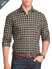 Polo Ralph Lauren® Heritage Plaid Twill Estate Sport Shirt