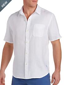 Tommy Bahama® Sea Glass Linen Camp Shirt