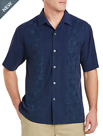 Tommy Bahama® Noivado Beach Silk-Blend Sport Shirt