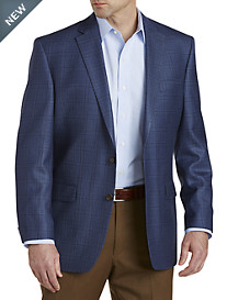Ralph by Ralph Lauren Plaid Sport Coat