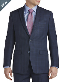 Michael Kors® Windowpane Suit Jacket