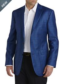 Jack Victor® Gingham Wool Sport Coat