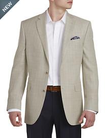 Jack Victor® Textured Solid Sport Coat