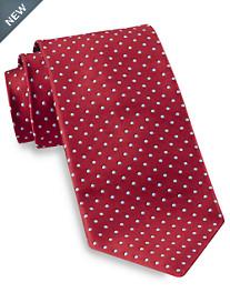 Robert Talbott Best of Class Traditional Small Dot Silk Tie