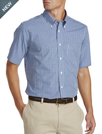 Brooks Brothers® Non-Iron Check Broadcloth Sport Shirt
