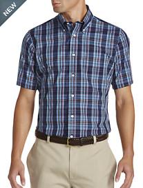 Brooks Brothers® Non-Iron Multi Plaid Broadcloth Sport Shirt
