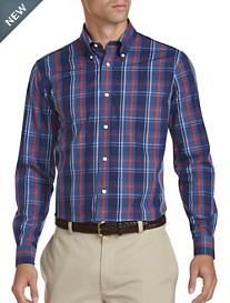 Brooks Brothers® Non-Iron Vintage Plaid Broadcloth Sport Shirt