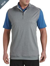 adidas® Club Quarter-Zip Vest