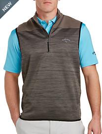 Callaway® Quarter-Zip Sweater Vest