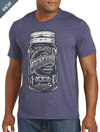 Lucky Brand® Moonshine Graphic Tee