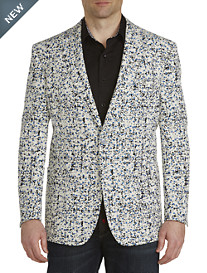 Robert Graham® Baden Dot Fancy Sport Coat