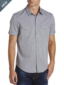 Calvin Klein® Sport Mini Diamond Dobby Sport Shirt