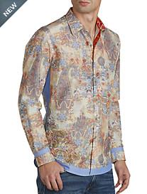 Robert Graham® Limited Edition Bollywood Paisley Sport Shirt