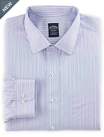 Brooks Brothers® Non-Iron Double Stripe Dress Shirt