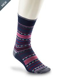 Robert Graham® Nangal Stripe Socks