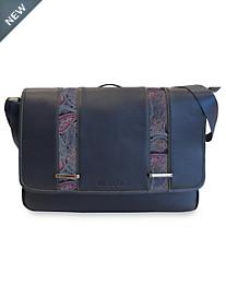 Robert Graham® Paisley Messenger Bag