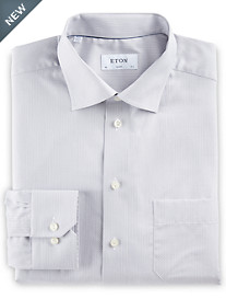 Eton® Small Circle Geo Dress Shirt